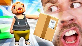 MATINBUM & BERT LEVERERAR PAKET | Totally Reliable Delivery Service