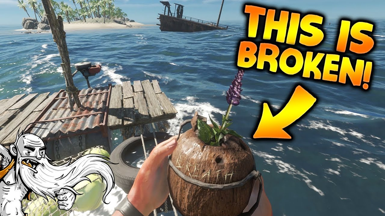 stranded deep the game
