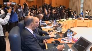 الحكومة الليبية ترحب باتفاق الصخيرات
