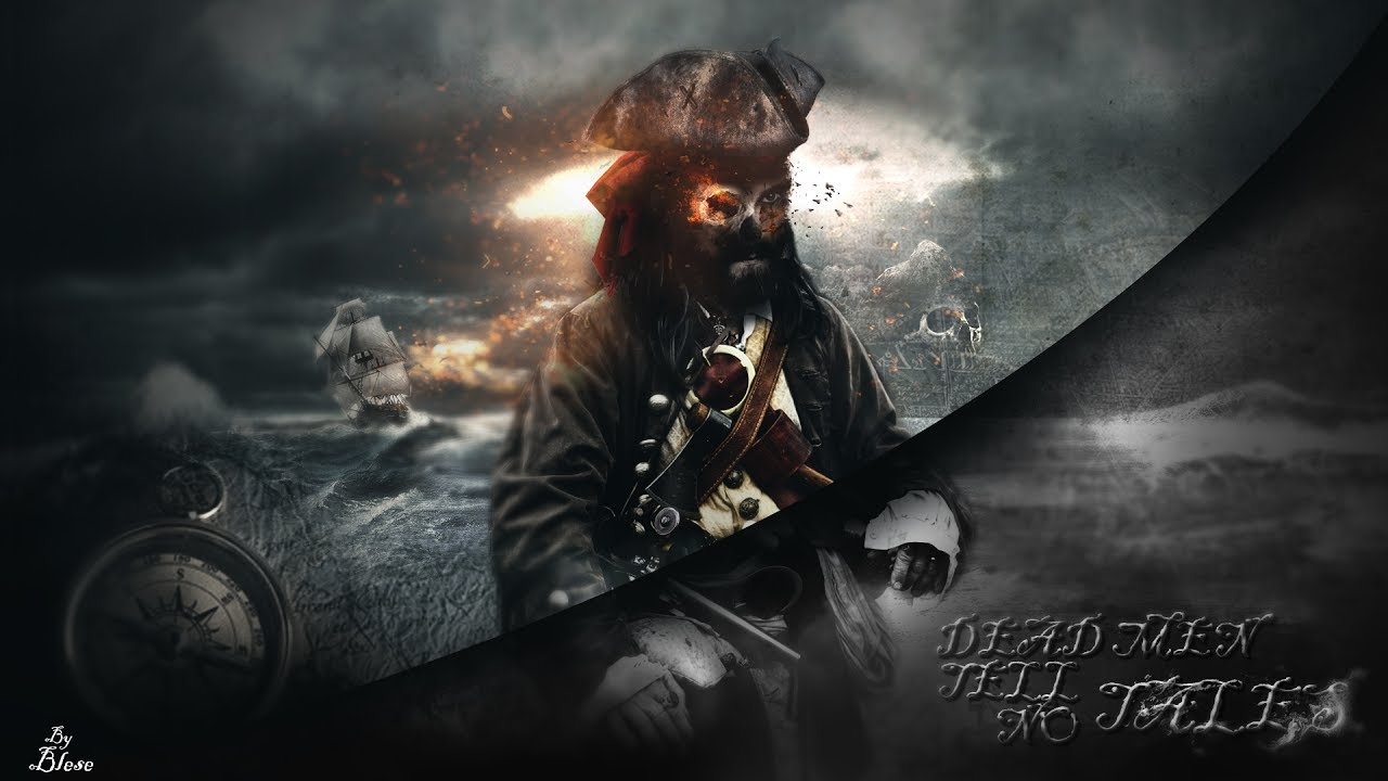 Dead Men Tell No Tales Pirates Of The Caribbean Wallpaper Youtube