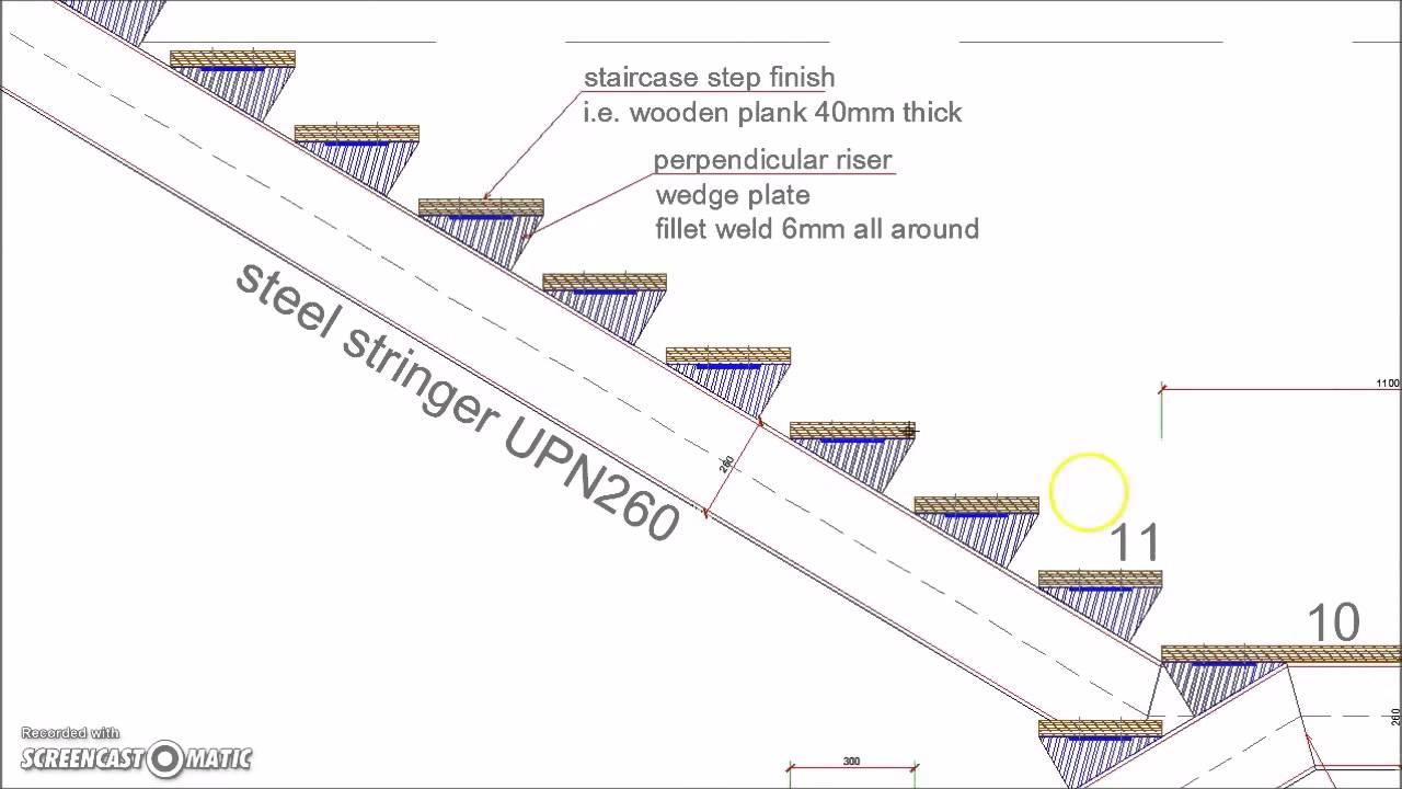 Steel Stair Details