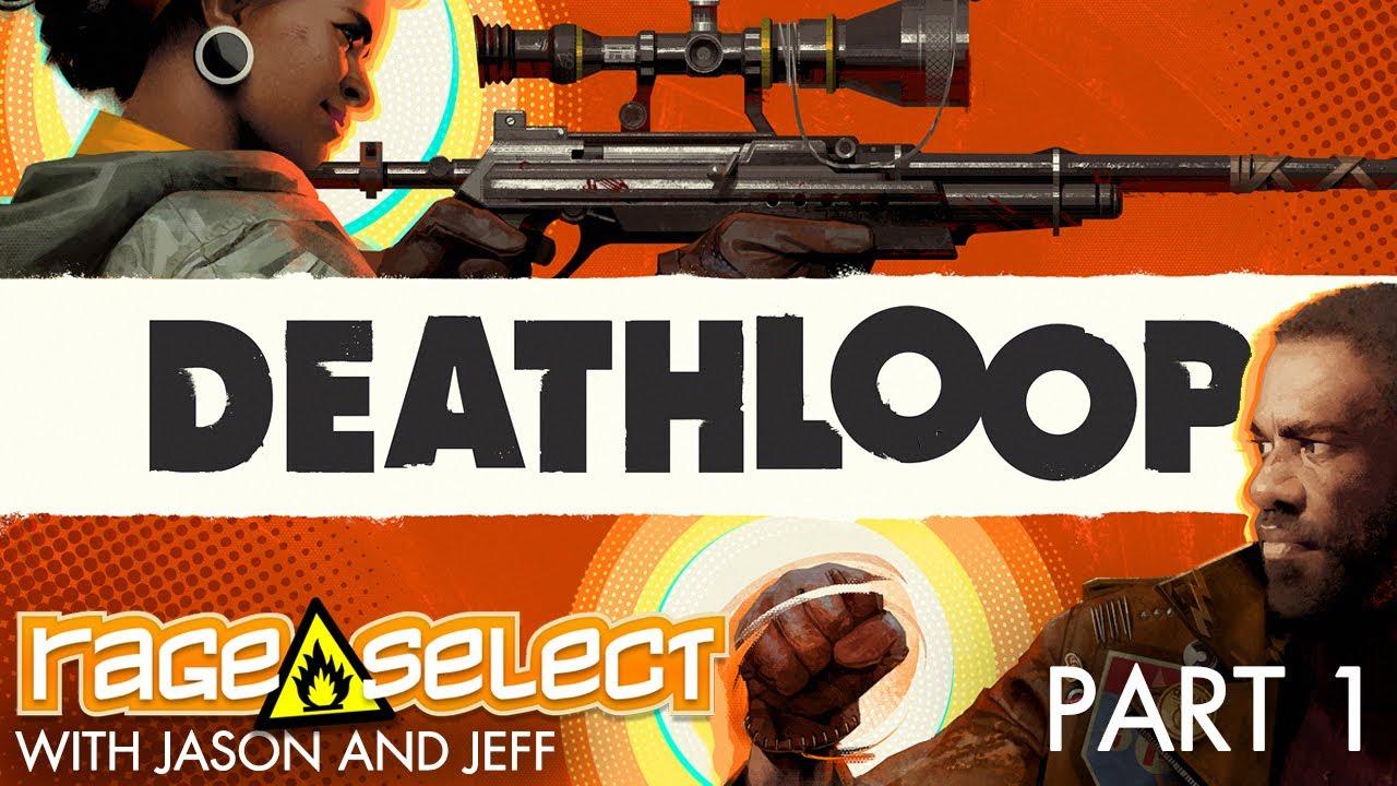 Deathloop (The Dojo) Let's Play - Part 1
