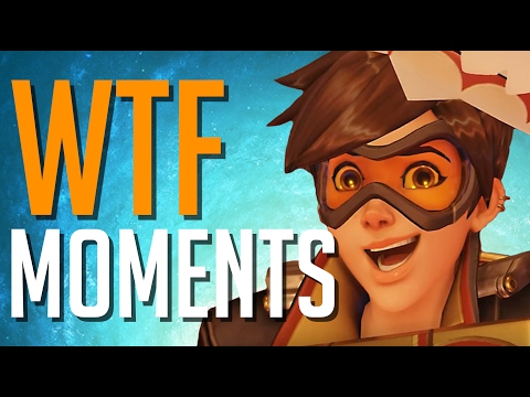 OVERWATCH FUNNY MOMENTS #34 TRACER JAM