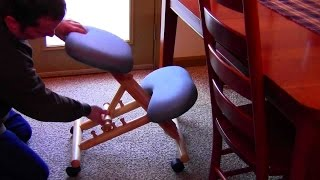 Ergonomic Kneeling Chair Review