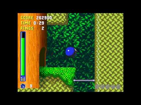 SAGE 2014 - Sonic Black Ace Demo 7 Gameplay