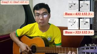 [Guitar] Hướng dẫn đệm hát: Phó Thác(Kiều Linh)