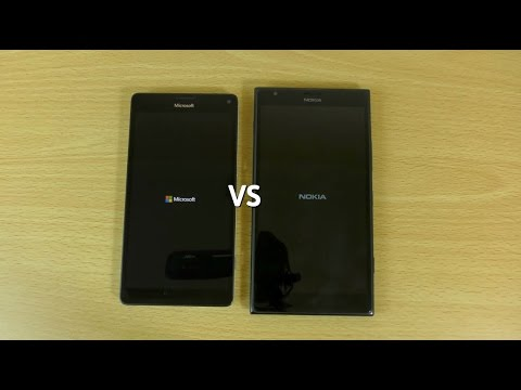 microsoft lumia 950xl vs lumia 1520 windows 10 speed. Black Bedroom Furniture Sets. Home Design Ideas
