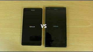 Microsoft Lumia 950XL VS Lumia 1520 Windows 10 - Speed & Camera Test!