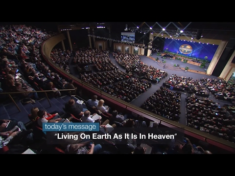 Living on Earth As It Is in Heaven