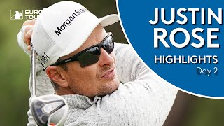 Rose vs Pepperell Highlights | Day 2 | 2019 WGC-Dell Technologies Match Play