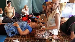 RAWAfest | Гуаша - скребковый массаж. Часть 2.