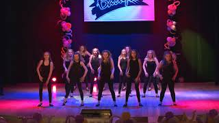 Багира - Отчетный концерт 2018. Детские эстрадные танцы.