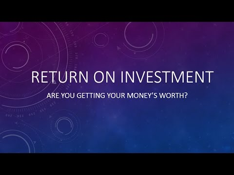H.M.S. VLog | Episode 3 | Return on Investment