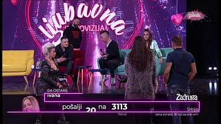Z4: Ljubavna Izazovizija - Misica i Ana Korać u ringu zbog Stefana Karića - 14.02.2021.
