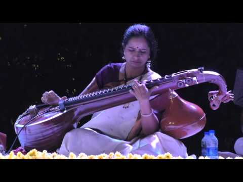 Dr Jayanthi Kumaresh Saraswati Veena Varamu - Lathangi Tanam