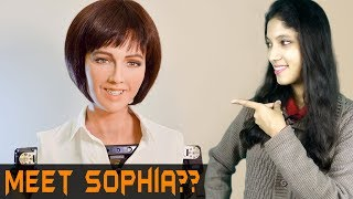 Meet Sophia the HomoBot | Artificial Intelligence??? | Bangla