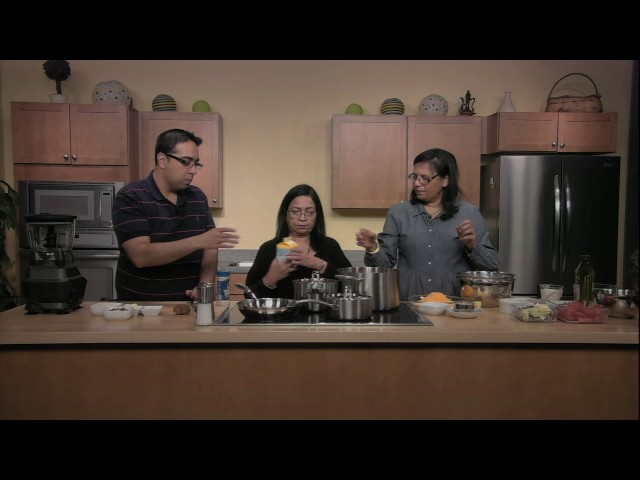 Flavourful Eats EP38 Channa Masala