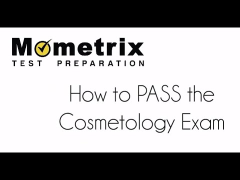 free cosmetology practice test sample questions from the rh youtube com