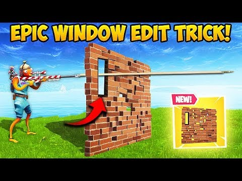*NEW* OP SMALL WINDOW TRICK! - Fortnite Funny Fails and WTF Moments! #426 thumbnail