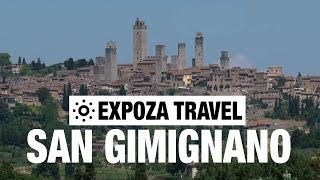 San Gimignano (Italy) Vacation Travel Video Guide