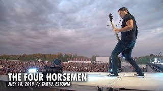 Metallica The Four Horsemen