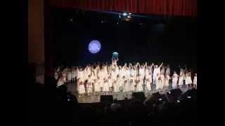 Concert anual Angel's dance 02.04.2015 Мир без войны