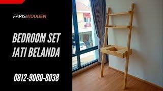 Bedroom Cantik Jati Belanda