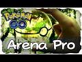 PRO IN DER ARENA! | Pokémon Go #3 | eZ Arena Kämpfe gewinnen! (Deutsch / German)
