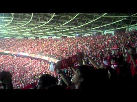Indonesia Raya di GBK