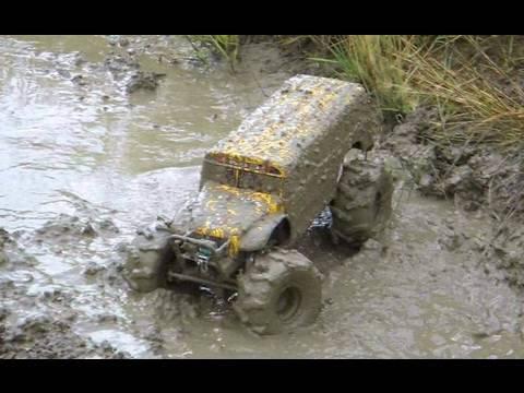 Rc Adventures Ttc 2010 Eps 6 Muddin Mud Bogging 4x4 Scale