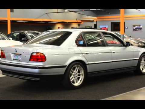 1998 bmw 740il for sale in milwaukie or youtube. Black Bedroom Furniture Sets. Home Design Ideas