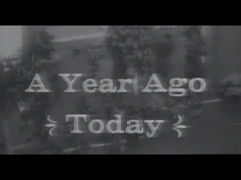 """""""A YEAR AGO TODAY"""" (1964 WFAA-TV SPECIAL)"""