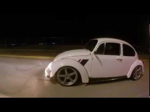 Volkswagen Beetle Vocho Low Rolling