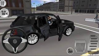 4x4 Driving Simulator 2017   Driving Simulator Land Rover Car - Android GamePlay FHD