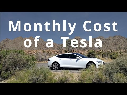 Thumbnail: What Is the Monthly Cost of a Tesla?