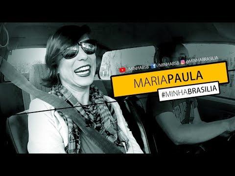 CASSETA & PLANETA #MINHABRASILIA com MARIA PAULA