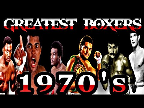 Download 1970s BOXING! TOP 10 GREATEST BOXERS OF 1970s (THE GOLDEN ERA OF HEAVYWEIGHTS)