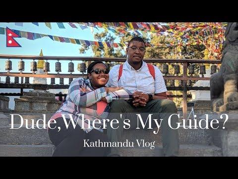 Swayambhunath Stupa: Monkey Temple (Nepal Travel Vlog)