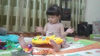 Thảm chơi hai mặt Kiza  Dreamy Land 180x150x1cm An Toàn cho bé - Kids Plaza