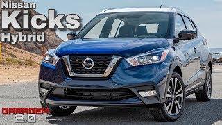 Novo Nissan Kicks Híbrido No Brasil - (Garagem 2.0)