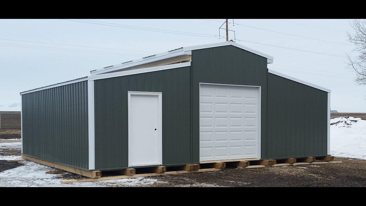 Modular Shop Barn Garage