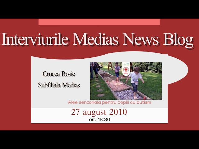 Crucea Rosie Subfiliala Medias la Interviurile Medias News Blog