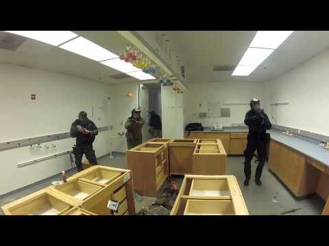 Tactical Combat Casualty Care (TC3) / Law Enforcement First