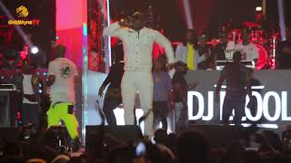 DAVIDO AND PERUZZI, AND DUNCAN MIGHTY'S PERFORMANCE AT DAVIDO LIVE IN CONCERT 2018