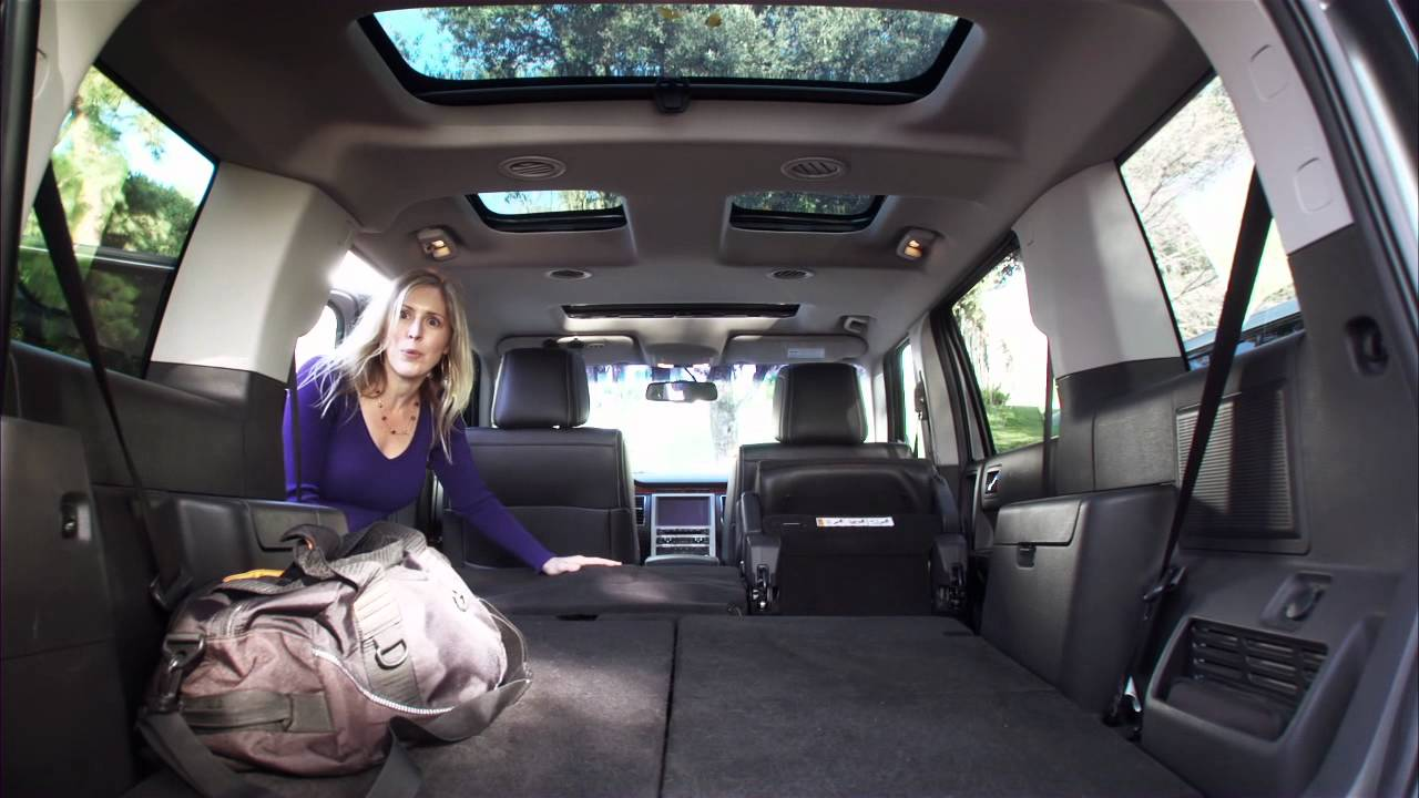 Ford flex family car commercial youtube for What is flex space