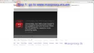 ☆ UNBLOCK YOUTUBE VIDEOS IN 44 SECONDS
