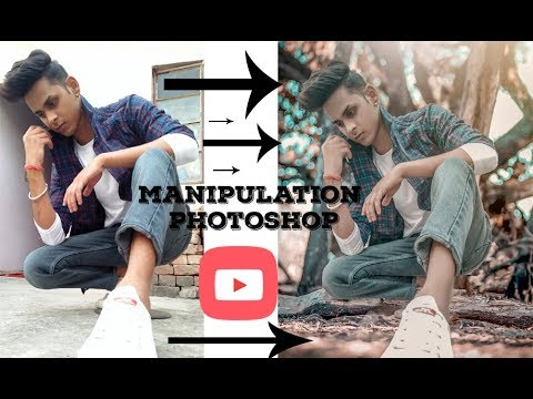 Adobe Photoshop Tutorial | The Basic Tutorial For beginners | Manipulation Editing thumbnail