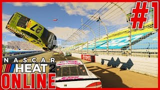 BEST OF NASCAR HEAT 2 ONLINE #1