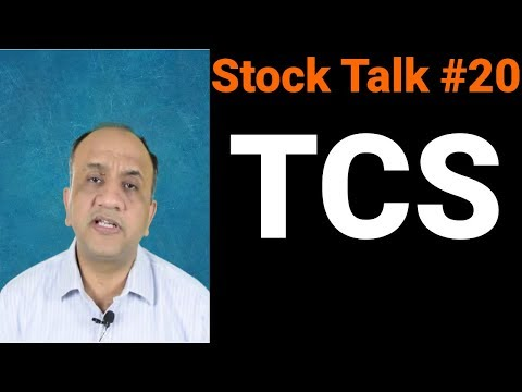 TCS Technical Analysis - Stock Talk with Nitin Bhatia #20 (Hindi)