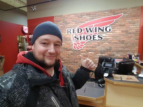 Американская обувь Red Wing Shoes